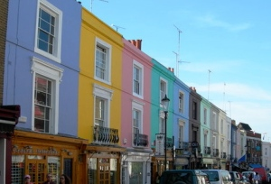Portobello Road - Notting Hill